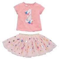 Birthday Girl Skirt Set 1