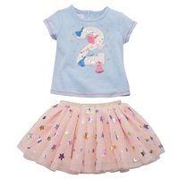 Birthday Girl Skirt Set 2