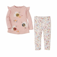 Turkey Tunic and Legging Set at www.Little-Minnows.com