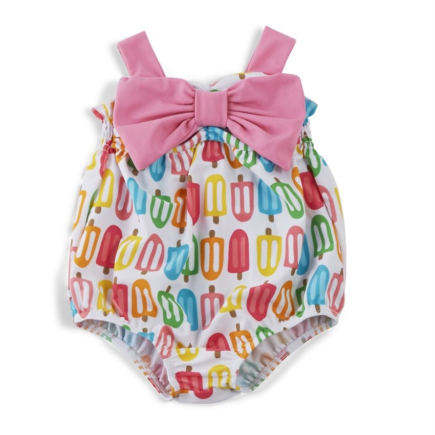 Mud Pie Girls Popsicle Swimsuit