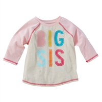 Big Sis Shirt & Pennant Set at Little-Minnows.com