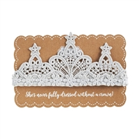 Princess Crown Soft Headband Available at Little-Minnows.com