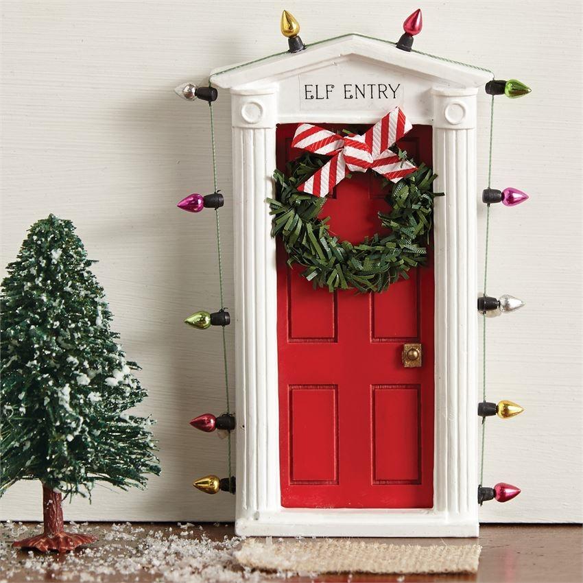 Mud Pie Elf Door Available At Www Little Minnows Com Elf Door