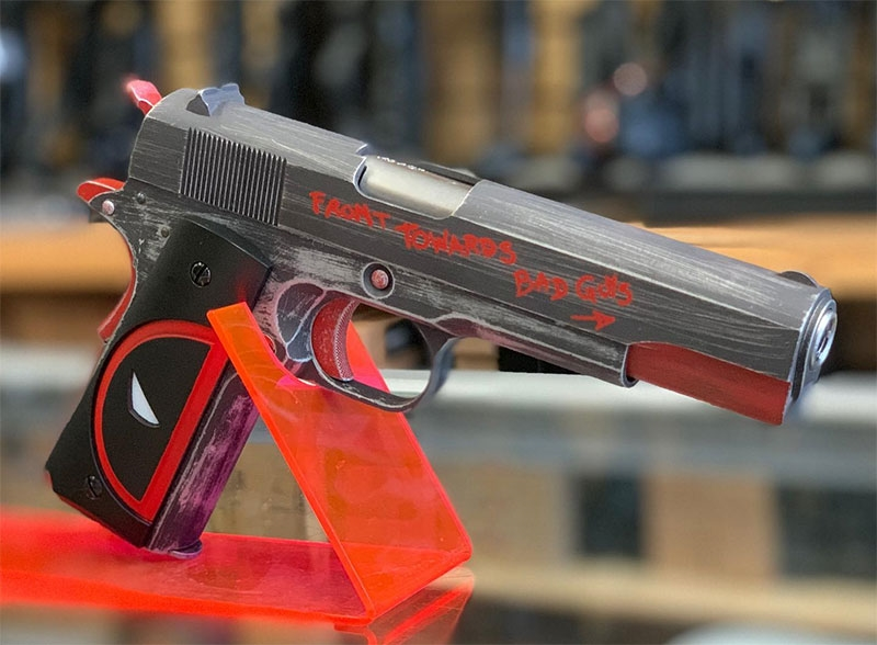 Armorer Works Custom NE2201 1911 GBB Pistol