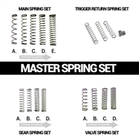 Inception Designs Master Spring Set