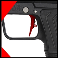 "Inception Designs Emek/MG100 ""Fang"" Adj. Trigger - Red"