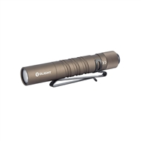 OLight I3T EOS Small LED Flashlight 180 Lumen - Desert Tan