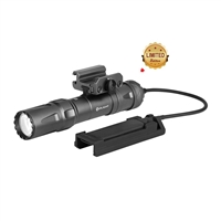 Olight Odin Tactical LED Flashlight 2000 Lumen - Limited Edition Grey