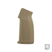 PTS Enhanced Polymer Grip Compact (EPG-C) - AEG Tan
