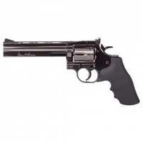 "Dan Wesson 715 Airsoft Revolver 6"" Steel Grey"