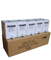 Ricoh DX3343 Genuine Black Ink