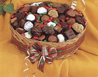 Chocolate Basket or Platter Medium