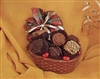 Ultimate Double Chocolate Basket Favor