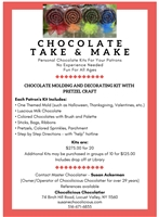 Chocolate Take and Make