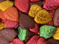 Foiled Leaves - Milk Chocolate