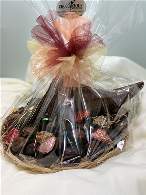 Chocolate Cornucopia Platter - Small