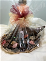 Chocolate Cornucopia Platter - medium