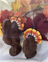 Chocolate Turkey - Medium