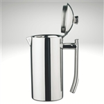 Platinum Beverage Server, mirror finish, 27 fl. oz.