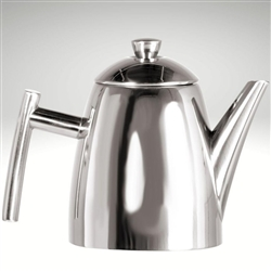 Primo Teapot with Infuser, mirror finish, 22 fl. oz.