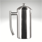 frieling french press brushed finish stainless steel 17 fl oz