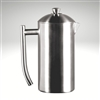 French Press, brushed finish 23 fl. oz.