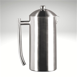 frieling french press brushed finish stainless steel 36 fl oz