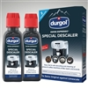 Durgol swiss espresso®, 2 bottles, 4.2 fl. oz. each