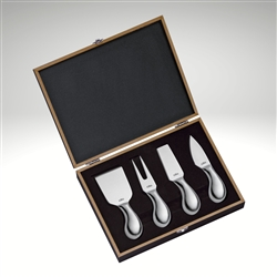 "Knife set ""Piave"", 4 pcs."