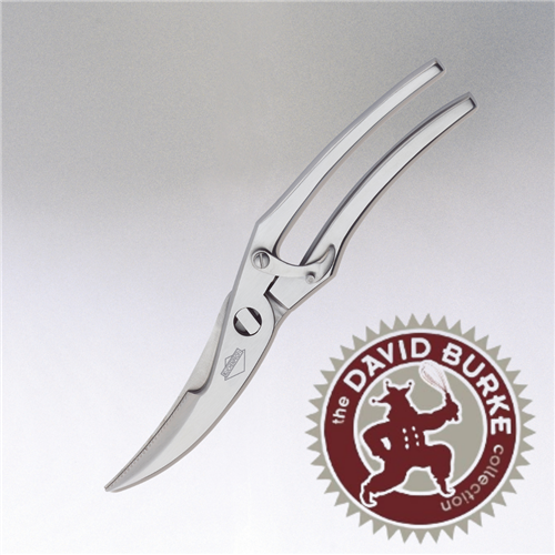 "Poultry Shears, Stainless Steel Handle, 4"" Blade"