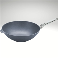 "Diamond Lite, Induction Wok, 12 1/2"" dia."