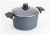 "Diamond Lite  Induction,  Sauce Pan w/ Lid 5.25 qt., 9.5"" dia."