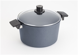 "Diamond Lite  Induction,  Sauce Pan w/ Lid 7.9 qt., 11"" dia."