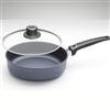 "Diamond Lite  Induction,  Saute Pan w/ Lid 2.6 qt., 9 1/2"" dia."