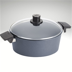 "Diamond Lite  Induction,  Casserole w/ Lid 5.8 qt., 11"" dia."