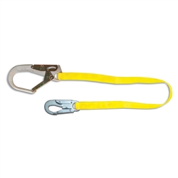 Positioning Lanyard with Rebar Hook - 01251
