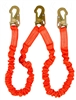 Double Shock Absorbing Stretch Lanyard - 01296