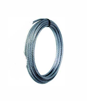 Wire Rope - 3/8\