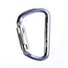 Locking Aluminum Carabiner by Guardian Fall Protection