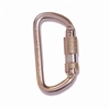 Locking Steel Carabiner