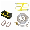 Horizontal Lifeline Kit -Black Polyester