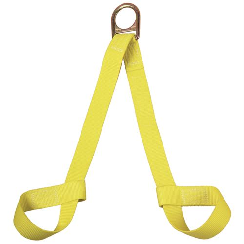 Retrieval Wristlets For Confined Space Rescue Harness Land