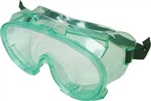 ISSI Safety Goggle - Clear Anti-Fog
