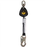 6 foot Single Blow Blocker Retractable Lanyard - Guardian 11005