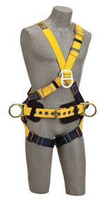 Delta Cross-Over Construction Style Climbing Harness - X-Large | 1101812