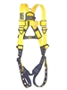 "Deltaâ""¢ Vest-Style Harness with tongue buckle legs - 1102000"