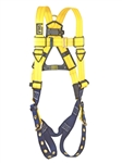 "Deltaâ""¢ Vest-Style Harness with tongue buckle legs - 1101252"