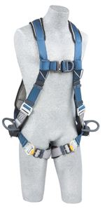 ExoFit Wind Energy Harness with PVC Coated D-rings - X-Large | 1102343