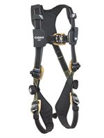 ExoFit NEX Arc Flash Harness with PVC Coated Aluminum Back D-ring - Medium | 1103086