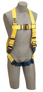 Delta Vest-Style Harness with PVC Coated Hardware - Universal | 1104725